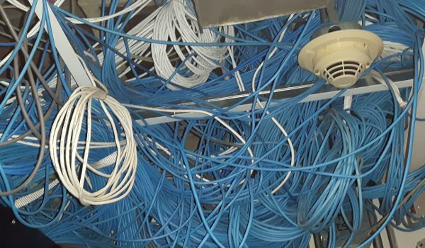 Marvelous A Case For Structured Cabling Teleco Wiring 101 Mecadwellnesstrialsorg